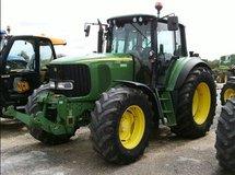 Tracteur John Deere 6620