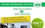 Journées performance tracteur