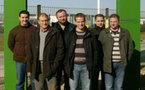 L'équipe commerciale neuf